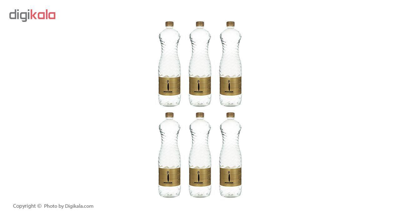 آب معدنی اُ حجم 1.5 لیتر بسته بندی 6 عددی main 1 2