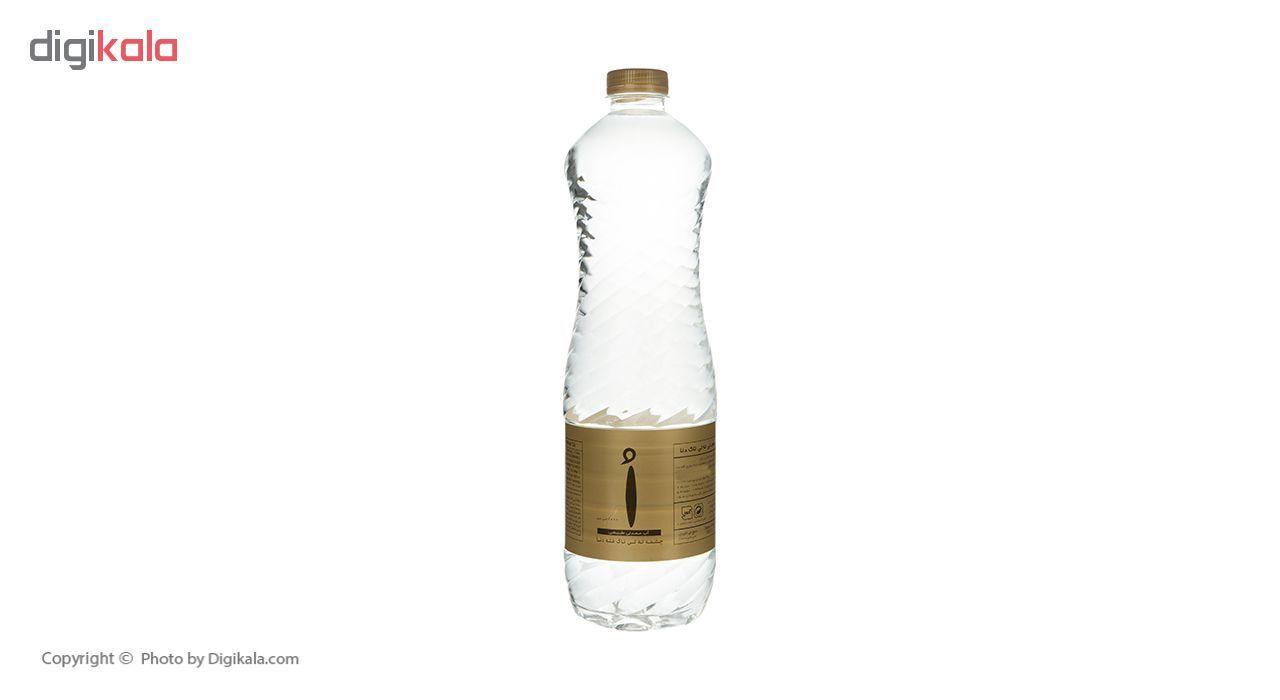 آب معدنی اُ حجم 1 لیتر بسته بندی 6 عددی main 1 3