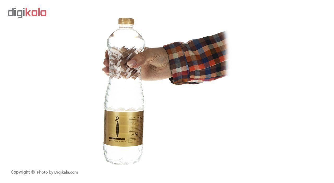 آب معدنی اُ حجم 1 لیتر بسته بندی 6 عددی main 1 5