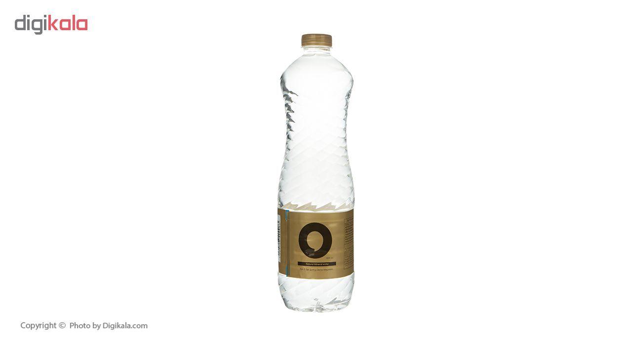 آب معدنی اُ حجم 1 لیتر بسته بندی 6 عددی main 1 4