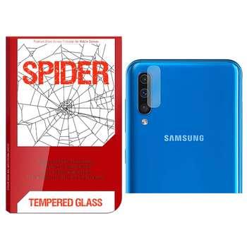 محافظ لنز دوربین اسپایدر مدل S-TMP002 مناسب برای گوشی موبایل سامسونگ Galaxy A50