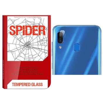 محافظ لنز دوربین اسپایدر مدل S-TMP002 مناسب برای گوشی موبایل سامسونگ Galaxy A30