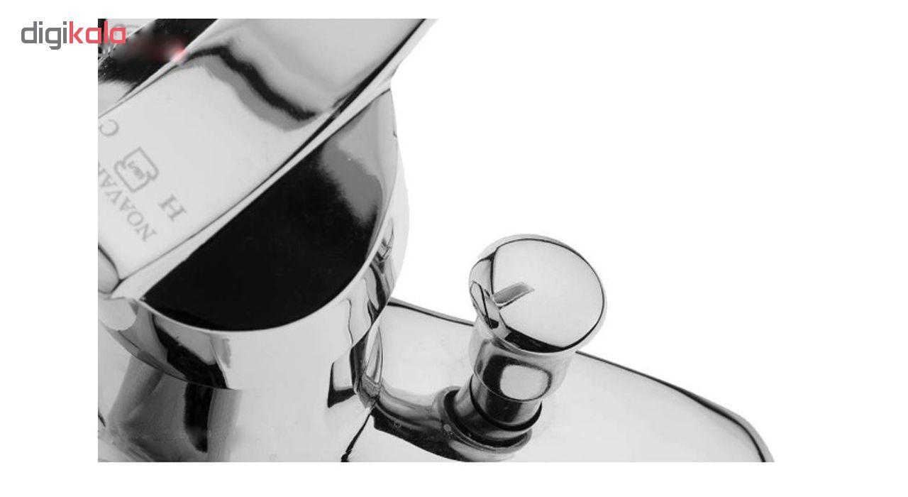 شیر حمام شیرآلات بهداشتی نوآوران مدل آبشار