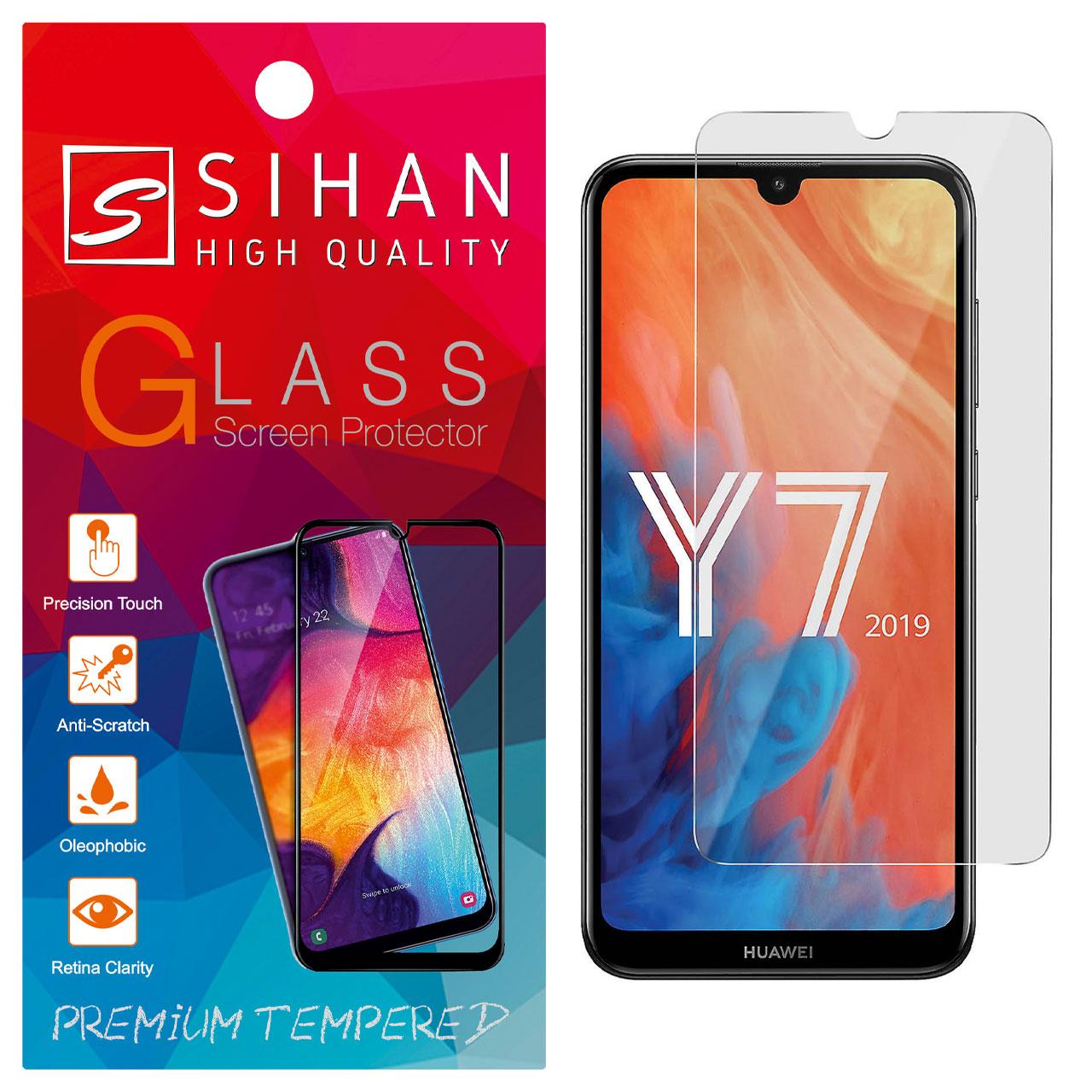 محافظ صفحه نمایش سیحان مدل CLT مناسب برای گوشی موبایل هوآوی Y7 2019 thumb
