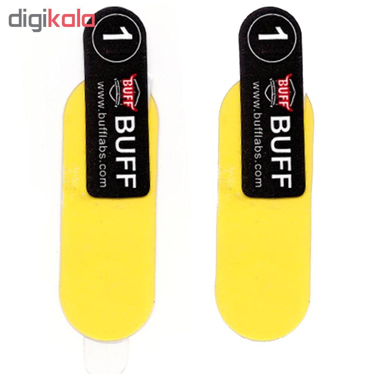 محافظ صفحه نمایش بوف مدل BF41  مناسب برای مچ بند هوشمند شیائومی Mi Band 4  بسته 2 عددی  main 1 1