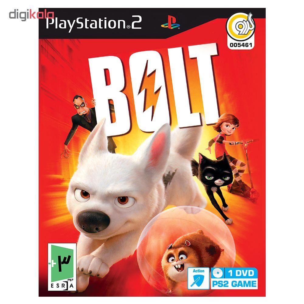 خرید اینترنتی بازی Bolt مخصوص PS2 نشر گردو اورجینال