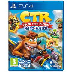 بازی Crash Team Racing Nitro-Fueled مخصوص Ps4