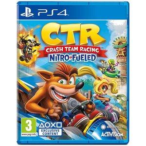 بازی Crash Team Racing Nitro-Fueled مخصوص Ps4