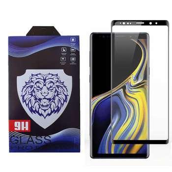 محافظ صفحه نمایش 6D مدل TM7 مناسب برای گوشی موبایل سامسونگ Galaxy Note 9