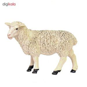 فیگور طرح حیوانات مزرعه مدل Farm Animals TK874 بسته ۷عددی