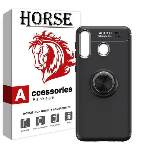 کاور هورس مدل CRH مناسب برای گوشی موبایل سامسونگ Galaxy A20 به همراه محافظ صفحه نمایش