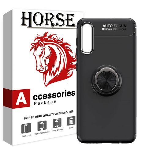 کاور هورس مدل CRH مناسب برای گوشی موبایل سامسونگ Galaxy A70 به همراه محافظ صفحه نمایش