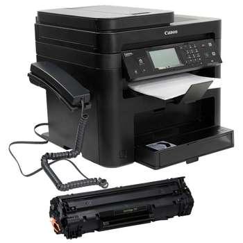 پرینتر لیزری کانن مدل i-Sensys MF237w به همراه 1 عدد کارتریج
