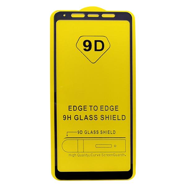 محافظ صفحه نمایش 9D مدل L.Y مناسب برای گوشی موبایل سامسونگ Galaxy A9 2018