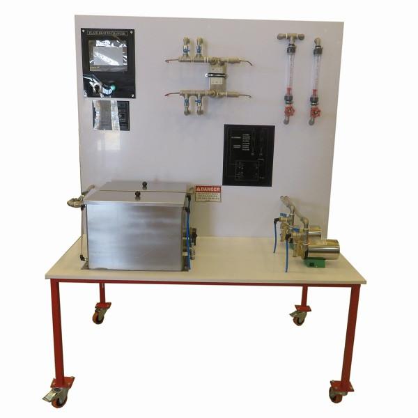 مبدل حرارتی صفحه ای مدل RH 075