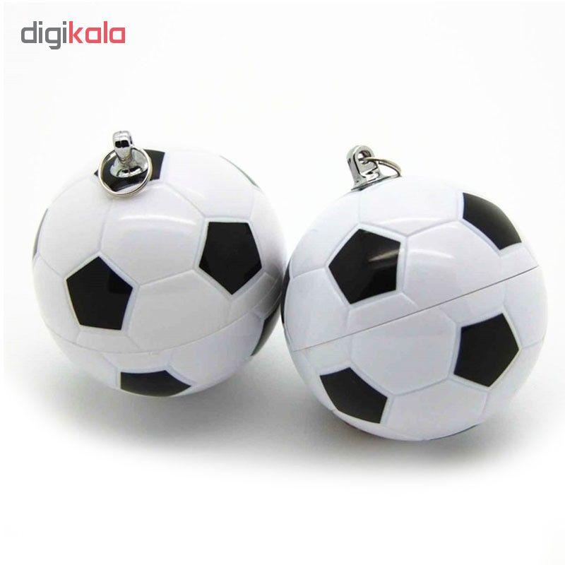 فلش مموری طرح توپ فوتبال مدل UP-013 ظرفیت 16 گیگابایت