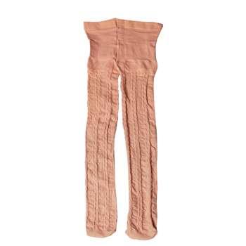 جوراب شلواری دخترانه پنتی مدل کارینا کد 01
