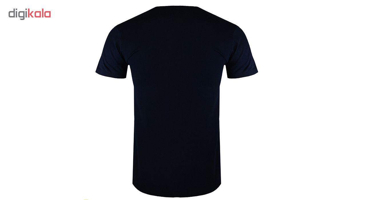 تی شرت مردانه طرح one life on chance کد 347004914