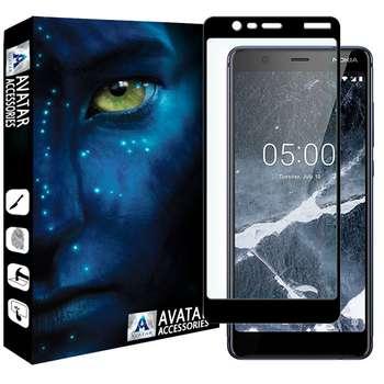 محافظ صفحه نمایش آواتار مدل N5.1-1 مناسب برای گوشی موبایل نوکیا 5.1