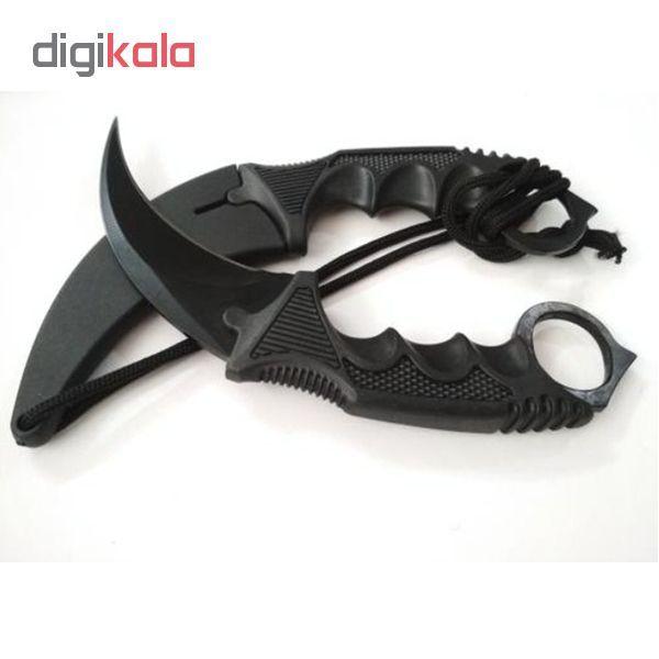 چاقو سفری کد CS main 1 2