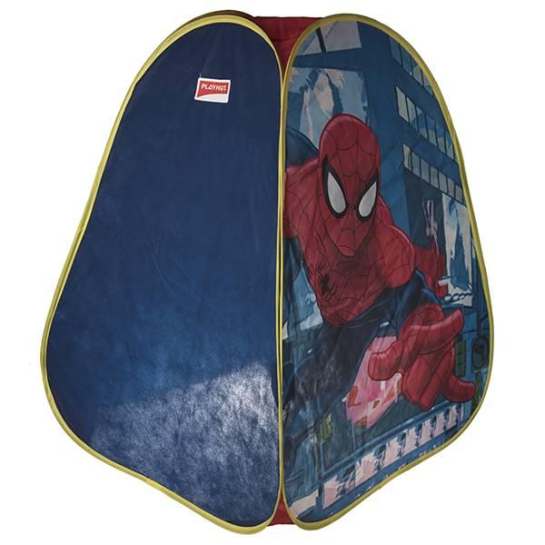 چادر کودک پلی هات مدل Spider Man