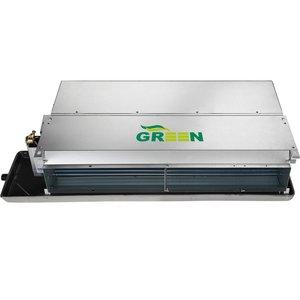 فن کویل گرین مدل GِِِDF1400P1 ظرفیت 1400 فوت مکعب بر دقیقه