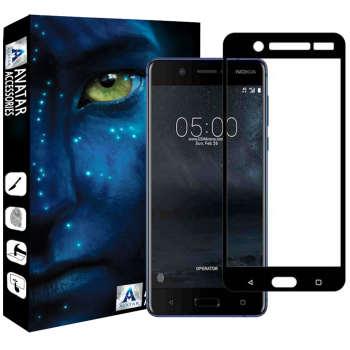 محافظ صفحه نمایش آواتار مدل N5-1 مناسب برای گوشی موبایل نوکیا 5