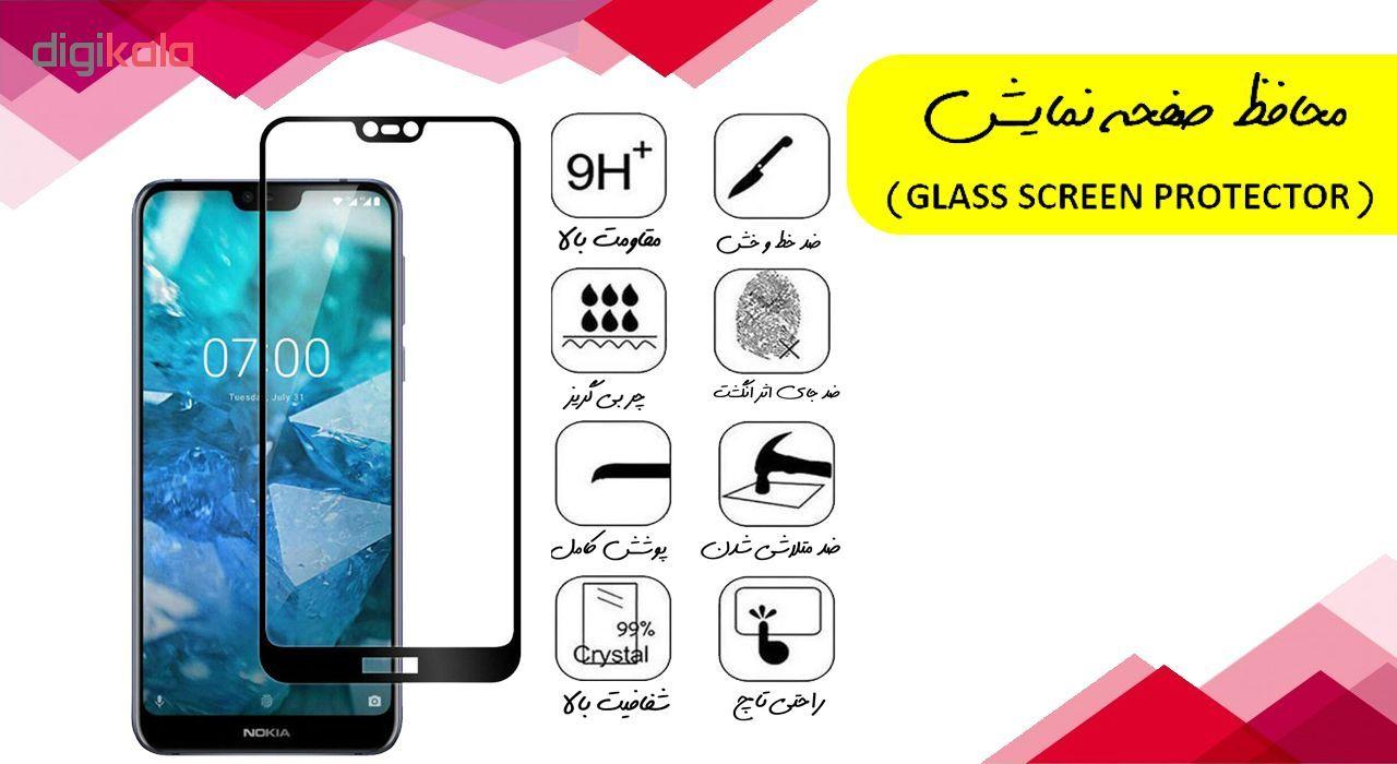محافظ صفحه نمایش آواتار مدل N6.1P-1 مناسب برای گوشی موبایل نوکیا 6.1 plus main 1 1