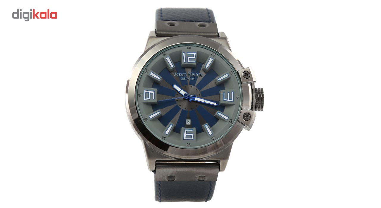 ساعت مچی عقربه ای مردانه اوشن مارین مدل OM-8039-1