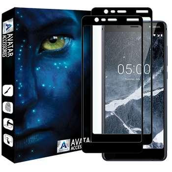محافظ صفحه نمایش آواتار مدل N6-2 مناسب برای گوشی موبایل نوکیا 6 بسته دو عددی