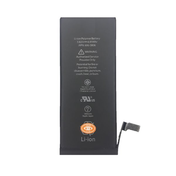 باتری موبایل مدل Pine APN 616-0806 ظرفیت 1810 میلی آمپر ساعت مناسب برای گوشی موبایل اپل Iphone 6