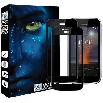 محافظ صفحه نمایش آواتار مدل N1-2 مناسب برای گوشی موبایل نوکیا 1 بسته دو عددی