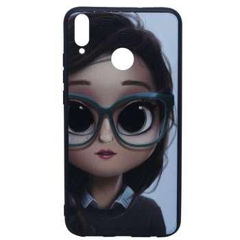 کاور طرح girl مدل Ner-007 مناسب برای گوشی موبایل سامسونگ Galaxy A30