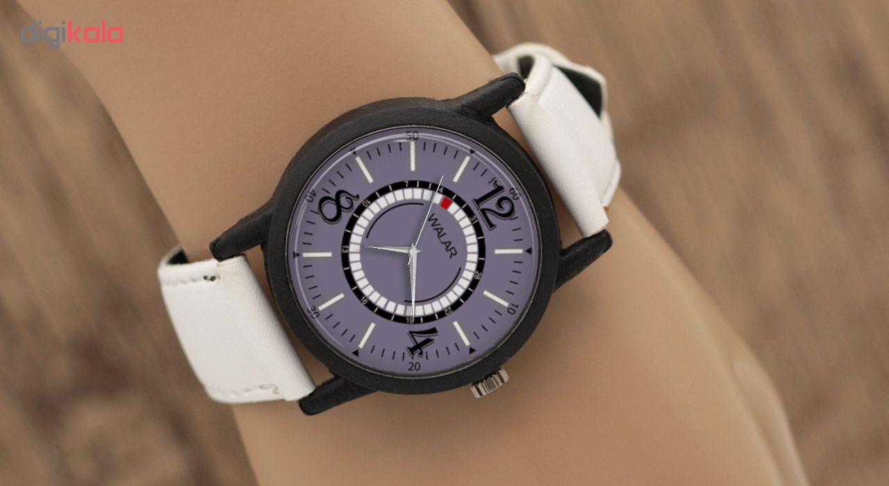 کد تخفیف                                      ساعت مچی عقربه ای والار کد LF1495