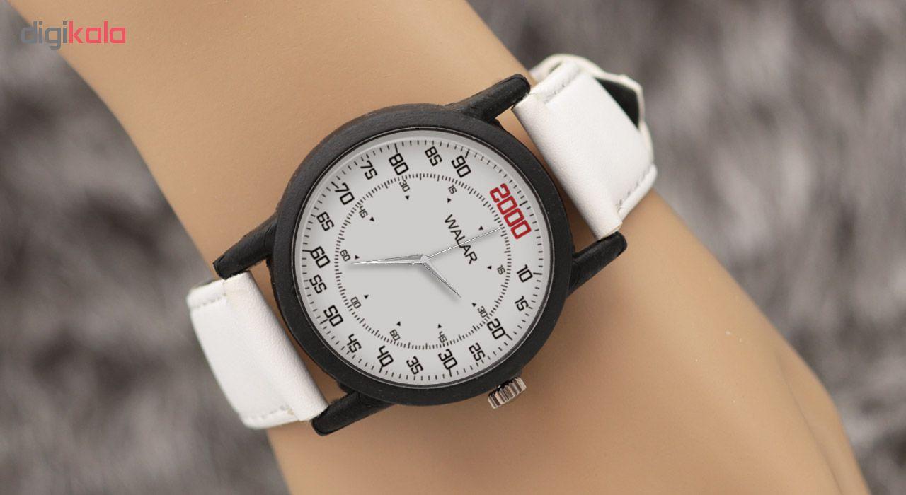 کد تخفیف                                      ساعت مچی عقربه ای والار کد LF1496