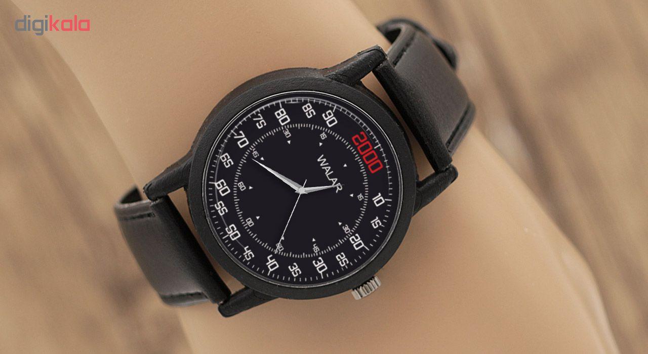 کد تخفیف                                      ساعت مچی عقربه ای والار کد  LF1554