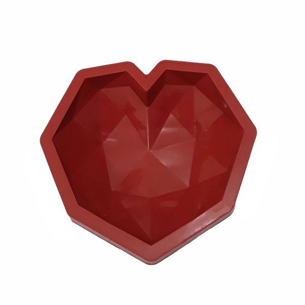 قالب کیک طرح قلب کد 2019
