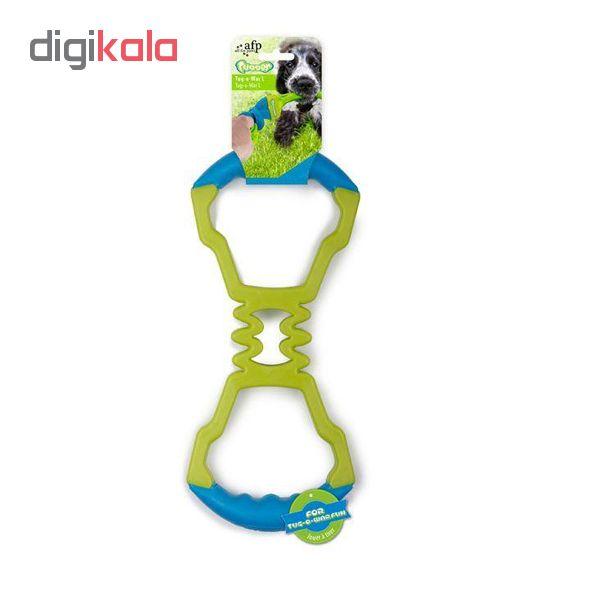 خرید                      اسباب بازی دندانی سگ ای اف پی کد 049614