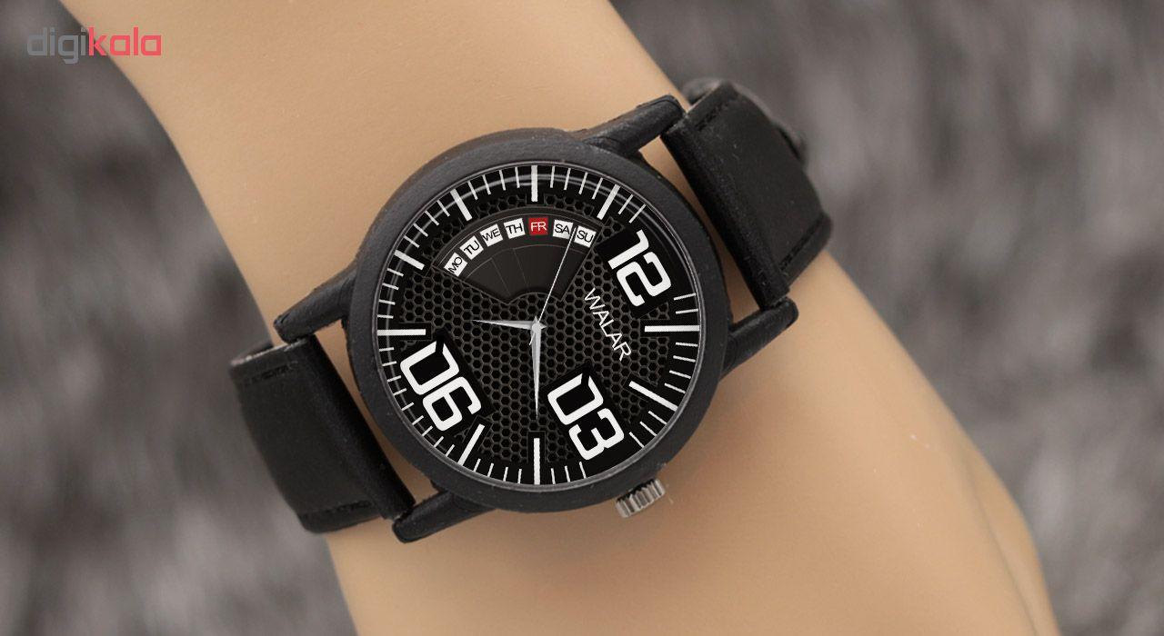 ساعت مچی عقربه ای والار کد LF1549