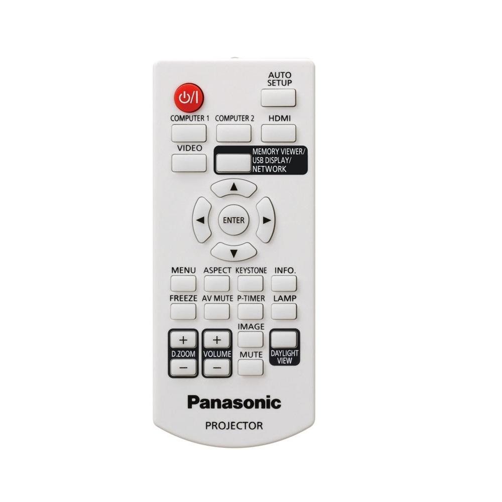 قیمت                      ریموت کنترل پروژکتور پاناسونیک مدل VX-LB