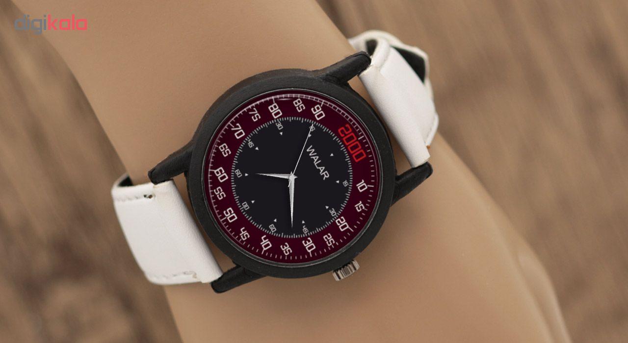 ساعت مچی عقربه ای والار کد LF1500