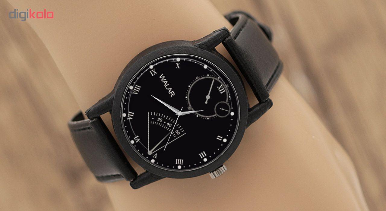 کد تخفیف                                      ساعت مچی عقربه ای والار کد LF1547