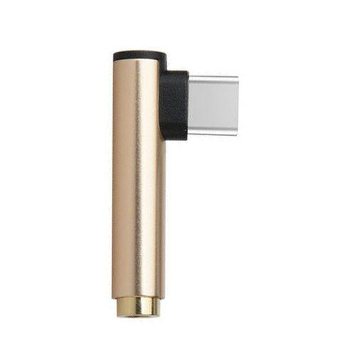 مبدل USB-C به جک 3.5 میلی متری مدل 02