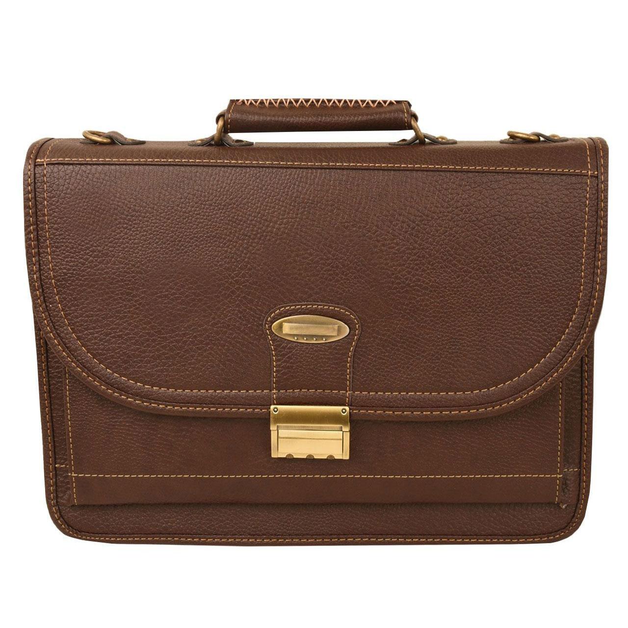 قیمت کیف اداری مردانه پارینه کد 15-P261
