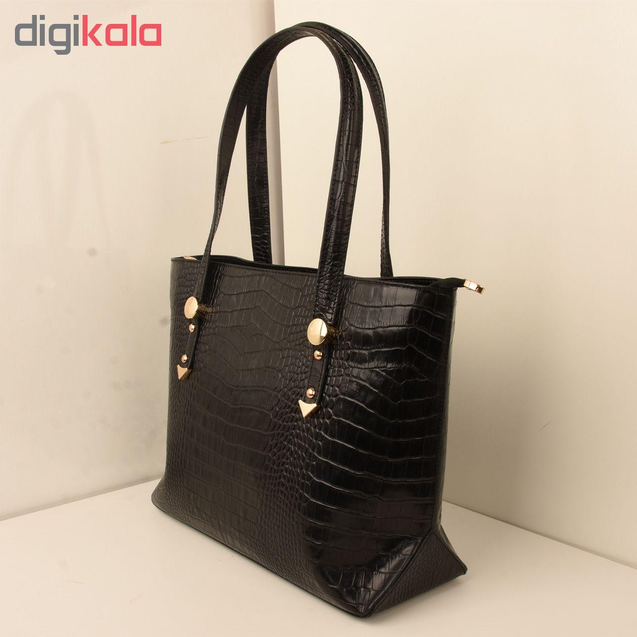 کیف دوشی کهن چرم کد v177