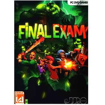 بازی Final Exam مخصوص PC