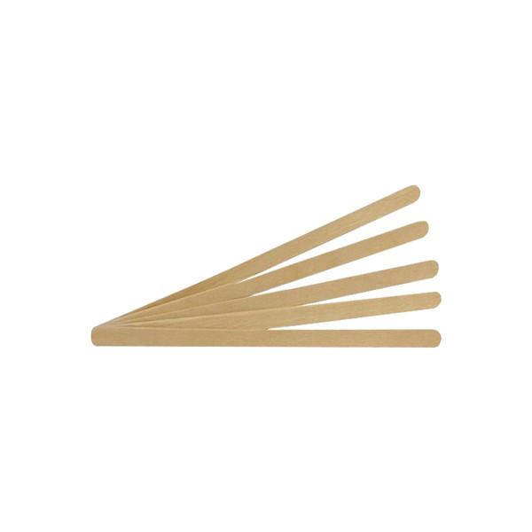آبسلانگ موم کارونلب مدل Mini Brow Beaters بسته 100 عددی