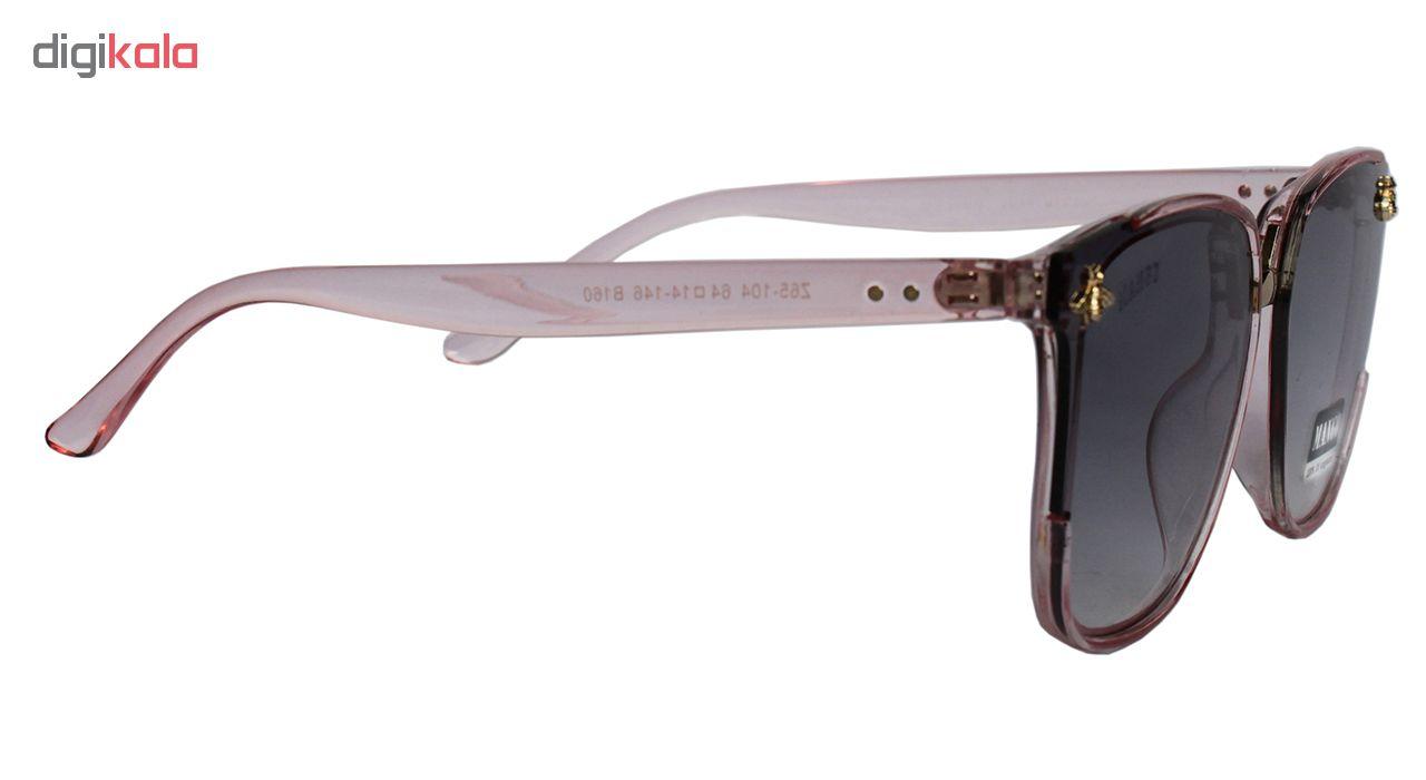 عینک آفتابی زنانه کد Z65-104