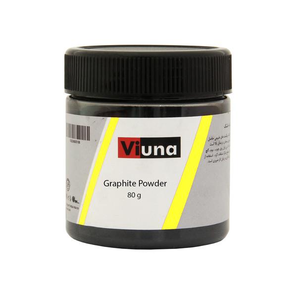پودر گرافیت ویونا مدل Graphit80 وزن 80 گرم