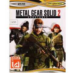 بازی METAL GEAR SOLID V SUBSTANCE مخصوص PC